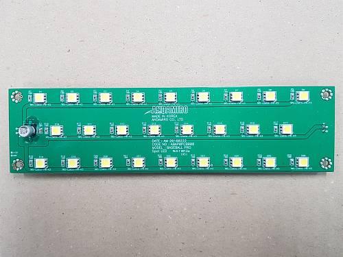 SPOT LED PCB ASS'Y / PART SUB NAME / PART CODE