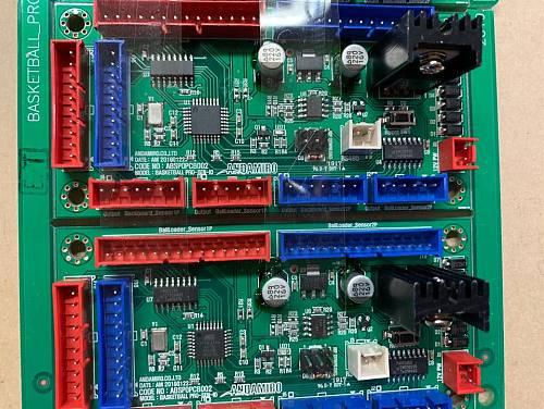 SEN IO PCB ASS'Y / PART SUB NAME / PART CODE