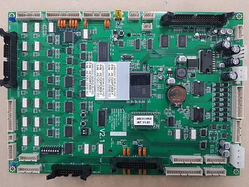 MAIN IO PCB ASS'Y / PART SUB NAME / PART CODE
