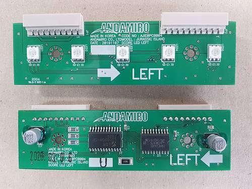 SCORE LED PCB ASS'Y / PART SUB NAME / PART CODE