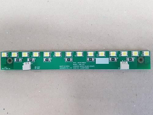 JWIE LED PCB ASS'Y / PART SUB NAME / PART CODE
