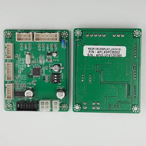 WS2813B DISPLAY PCB ASS  / PART SUB NAME / PART CODE