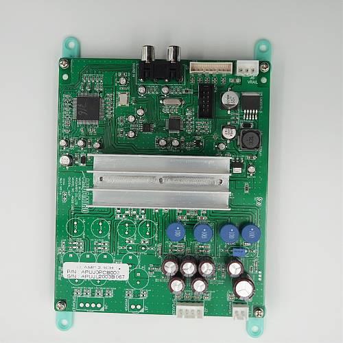 DIGITAL AMP PCB ASS'Y / PART SUB NAME / PART CODE