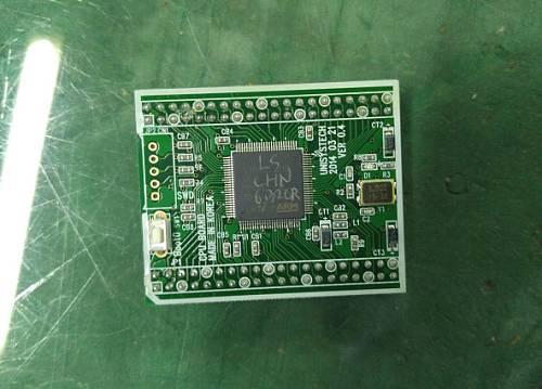 CPU PCB C ASS'Y / PART SUB NAME / PART CODE
