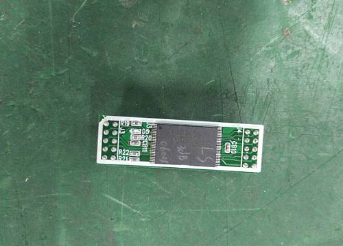 SOUND ROM PCB ASS'Y / PART SUB NAME / PART CODE
