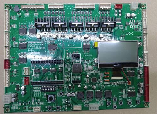 MAIN PCB ASS'Y / PART SUB NAME / PART CODE
