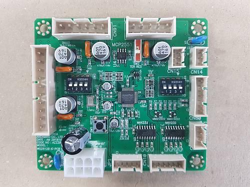 WS2812B IO PCB ASS'Y / PART SUB NAME / PART CODE