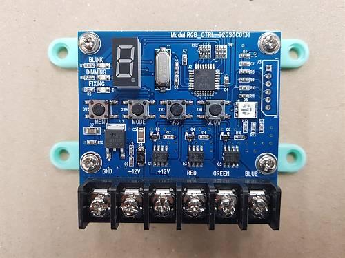 RGB PWM PCB  / PART SUB NAME / PART CODE