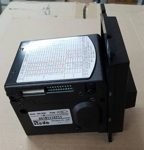 BILL ACCEPTOR_HEAD TYPE / PART SUB NAME / PART CODE